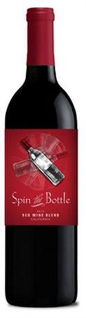 Spin The Bottle Red Wine Blend